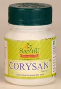 Corysan Tablets (50 Tablets)