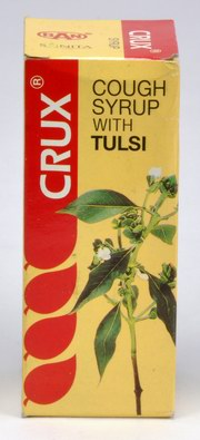 Crux Syrup: with Tulsi (100ml)