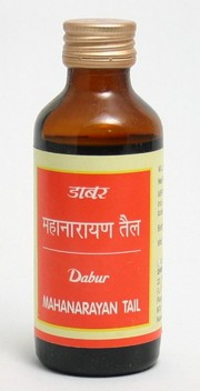 Mahanarayan Oil (100ml), Dabur, Dabur, MASSAGE OILS, Madanapalas