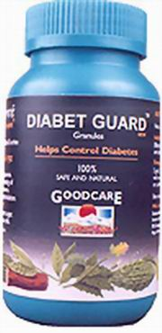 Diabet Guard (100g), Goodcare Pharma, Goodcare Pharma, HERBAL MEDICINES, Madanapalas