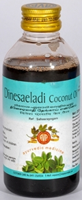 Dinesaeladi Coconut Oil (200 ml)
