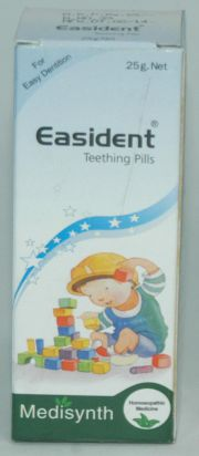Easident Teething Pills (25 grams)