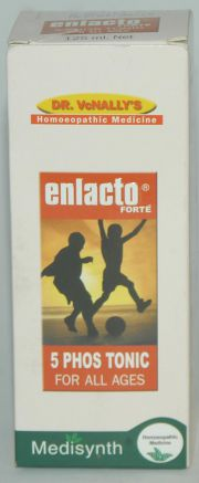Enlacto Forte Syrup (125 ml)