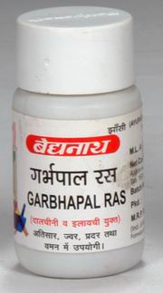 Garbhapal Ras (40 tablets), , , MOTHER CARE, Madanapalas