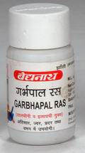Garbhapal Ras (40 tablets)
