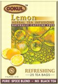 Refreshing Lemon Tea (25 Tea Bags)