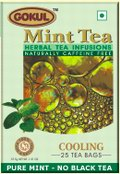 Cooliong Mint Tea (25 Tea Bags)
