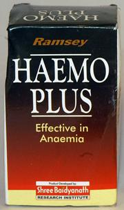 Haemo Plus Capsules (30 Caps.)