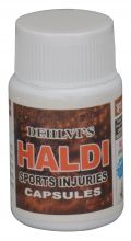 Haldi Sports Injuries Capsules (60 Capsules)