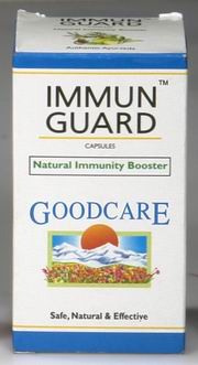Immun Guard Capsules (60 Capsules), Goodcare Pharma, Goodcare Pharma, FATIGUE, Madanapalas