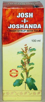 Josh-I-Joshanda Syrup (100 ml), H. Dhari Shah Pharmacy, H. Dhari Shah Pharmacy, COLDS AND FLU, Madanapalas