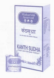 Kanth Sudha (60 pills), Maharishi Ayurveda Products, Maharishi Ayurveda Products, HERBAL MEDICINES, Madanapalas