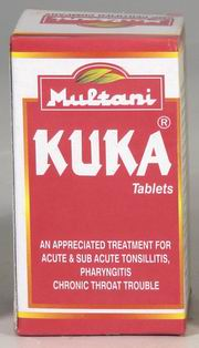 Kuka Tablets (50 Tablets), Multani Pharmaceuticals, Multani Pharmaceuticals, FEVER, Madanapalas