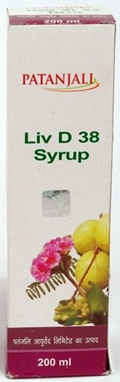 Liv D 38 Syrup (200 ml)