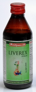 Liverex Syrup (200 ml)