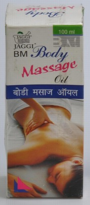 Body Massage Oil (100 ml)