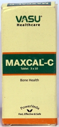 Maxcal-C Tablets (30 Tabs.)