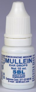 Mullein Ear Drops (10 ml)