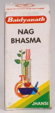 Nag Bhasma (5 grams), , , BURNING URINATION, Madanapalas