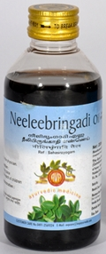Neeleebringadi Oil (200 ml)