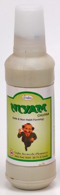 Niyam Churna (For Smooth and Easy Defecation) (100 gms)