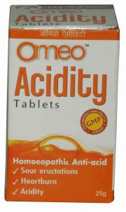 Omeo Acidity Tablets (25 grams)