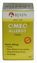 Omeo Allergy Tablets (25 grams)