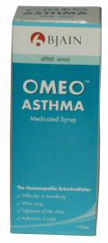 Omeo Asthma Syrup (100 ml)
