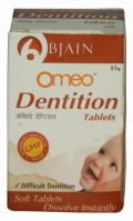 Omeo Dentition Tablets (25 grams)