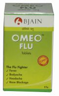 Omeo Flu Tablets (25 grams)