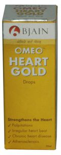 Omeo Heart Gold Drops (30 ml)