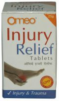 Omeo Injury Relief Tablets (25 grams)