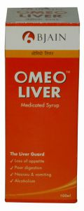 Omeo Liver Syrup (100 ml)