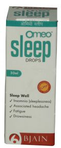 Omeo Sleep Drops (30 ml)