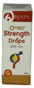 Omeo Strength Drops (30 ml)