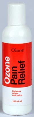 Ozone Pain Relief Oil (100 ml)