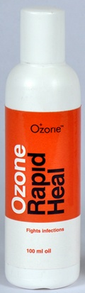Ozone Rapid Heal Oil (100 ml)