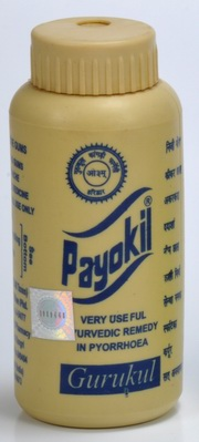 Payokil Tooth Powder (60 gms), Gurukul Kangri Pharmacy, Gurukul Kangri Pharmacy, DENTAL CARE, Madanapalas