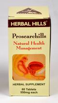 Proscarehills (Natural Health Management) 60 Tablets
