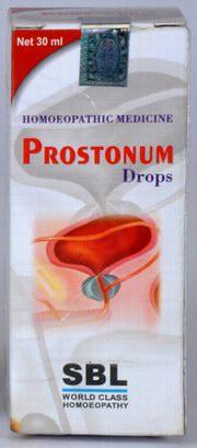 sbl prostate drops