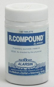 R. Compound (100 tablets), Alarsin, Alarsin, HERBAL MEDICINES, Madanapalas