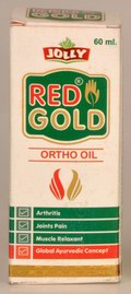 Red Gold Ortho Oil (60 ml)