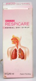 Respicare Herbal Dry Syrup (60 ml)