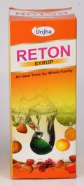 Reton Syrup (An ideal tonic for whole family) (450 ml)