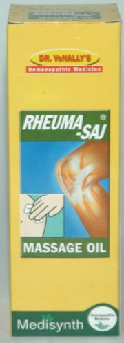 Rheuma Saj  Massage Oil (120 ml)