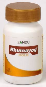 Rhumayog Gold (30 tablets)