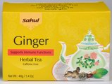 Ginger Herbal Tea (20 Infusion Bags)