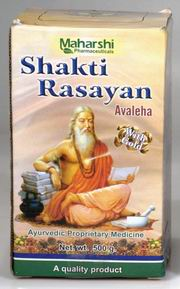 Shakti Rasayan Avaleha with gold (500 gm), Maharshi Pharmaceuticals, Maharshi Pharmaceuticals, HEART CONDITIONS, Madanapalas