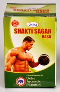 Shakti Sagar Rasa (Silver Coated) (30 Pills)
