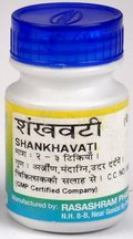 Shankhavati (40 Tablets)
